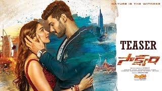 Saakshyam Movie Teaser   Bellamkonda Sai Sreenivas
