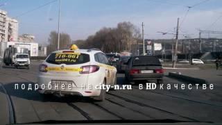 Драка автомобилистов в Новокузнецке