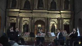 "Te Sorprende - Jorge Olaya- ""ENSAMBLE ENCINCO"""