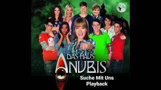 Das Haus Anubis-Suche Mit Uns (Playback) Album Version Original