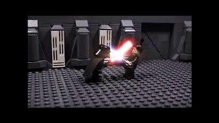 Lego Star Wars - Anakin Skywalker vs Darth Vader