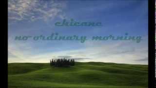 Chicane - No ordinary morning (Traducida)