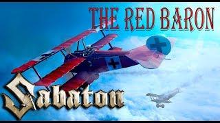 Sabaton - The Red Baron lyrical Music Video and Subtitles