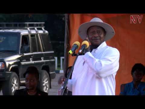 Mukolerere akatale k'ebweru w'eggwanga tulwanyisa obwavu - Museveni