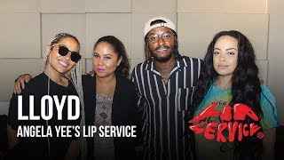 Angela Yee's Lip Service Feat. Lloyd