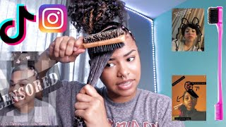 My FOLLOWERS Draw Me Hairstyles To Recreate! || DRACODEZ