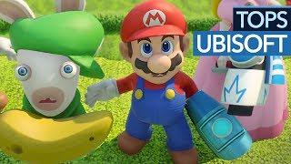Skull & Bones, Mario & Rabbids, The Crew 2 - Ubisoft auf der E3 2017