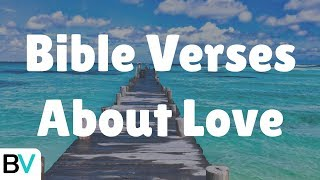 Bible Verses About Gods Love (Bible Verses For Sleep)