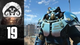 FALLOUT 4 (Chapter 5) #19 : Silver Shroud - Hero or Scarf Wearing Looney?