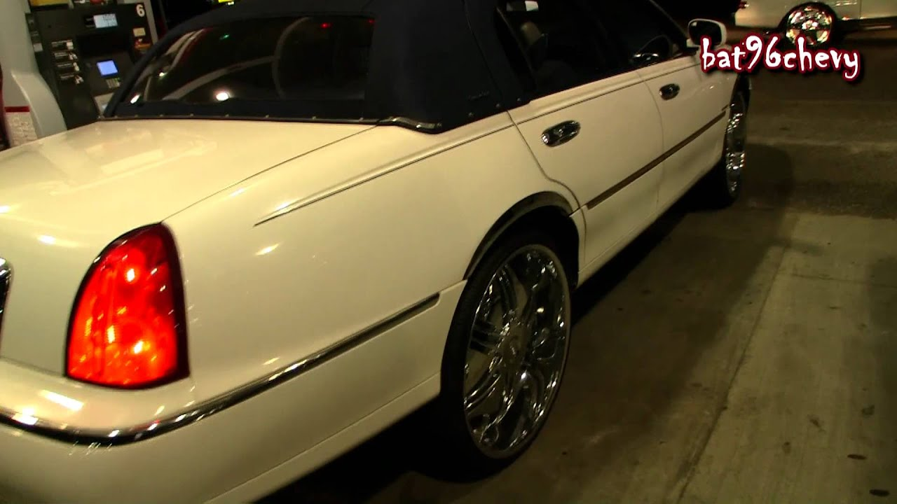 Download Youtube To Mp3 Lincoln Town Car On 26 S 1080p Hd