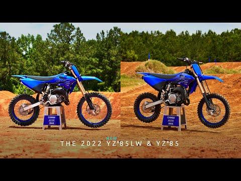 2022 Yamaha YZ85 in Amarillo, Texas - Video 1
