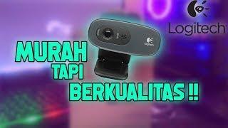 Unboxing + Review Webcam Logitech C270