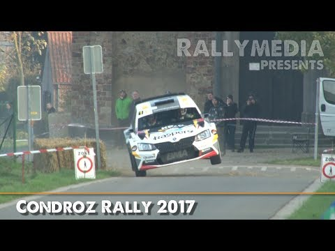 Condroz Rally 2017 - Best of by Rallymedia