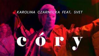 Kadr z teledysku Córy tekst piosenki Karolina Czarnecka feat. SVET