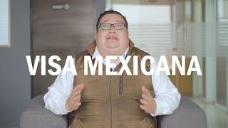 VISA MEXICANA POR BIENES INMUEBLES EN MÉXICO