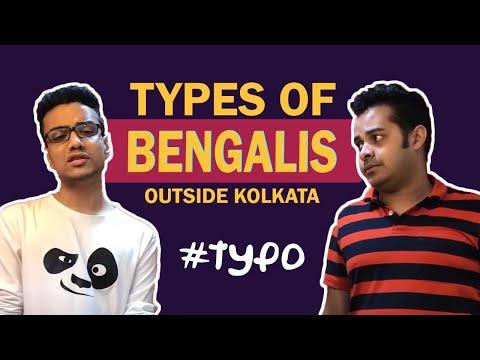 #typo | S02E21 | Types of Bengalis outside Kolkata | Mirchi Agni | Mirchi Somak