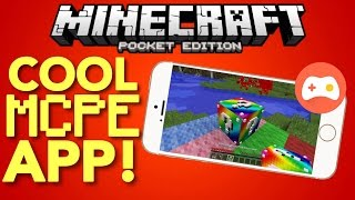 ✔️MCPE 1.0 - FREE APP FOR ADDONS, STREAMING, RECORDING, + MORE! | iOS & Android app! [Omlet Arcade]