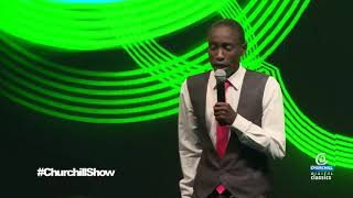 Njoro Comedian   Kila Mtu Abebe Mzigo Wake