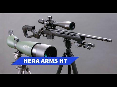 hera-arms: Тест и видео: винтовка HERA Arms H7 и приклад H7 для Remington 700