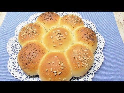 Maska chleba jaj włosy