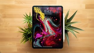 Apple iPad Pro 11 2018 - Overpowered Netflix Machine or Laptop Replacement?
