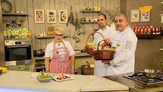 «Магия кухни». Гости: шеф-повара Алексей и Игорь Малютины