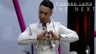 Pradeep Lama From THE NEXT Dance Crew (LIVON-THE EVENING SHOW AT SIX)