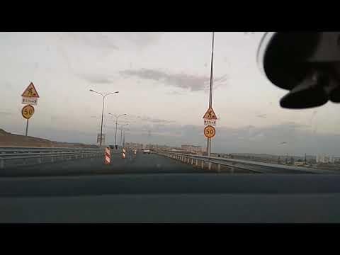 Крымский мост!!! Шкода Октавия А7! И сам Крым!!!