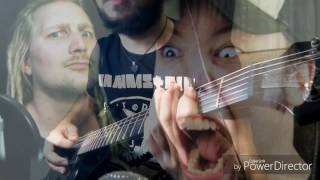 Eye Of The Tiger Metal Cover