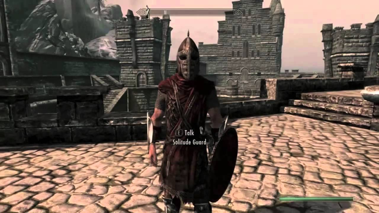 A Song Built From The Sounds Of Skyrim