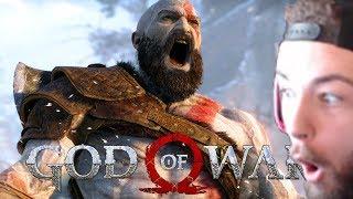 JEV PLAYS GOD OF WAR