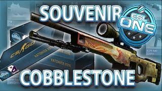 SOUVENIR COBBLESTONE 2015 UNBOXING