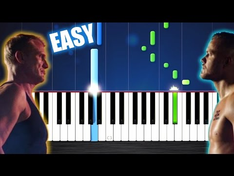 Download Imagine Dragons - Believer - EASY Piano Tutorial by PlutaX Mp4 HD Video and MP3