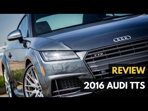 Audi TTS Review (2016) - Gadget Review