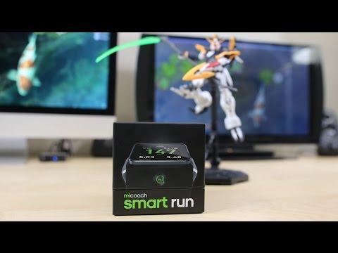 فتح علبة ساعة أديداس الذكية Adidas miCoach Smart Run