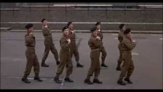 Monty Python Camp Marching