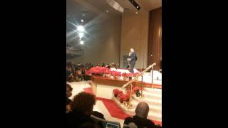 Wess Morgan in Chicago 11/5/14 with  Corey Bailey
