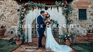 Boho Destination Wedding In Italy 2019 |  Dereck And Rocio