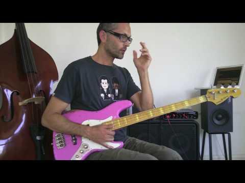 2. Slap bass lesson 2/2 - beginner/intermediate