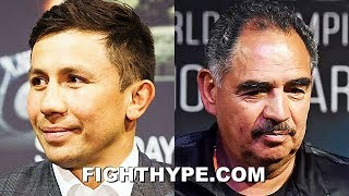 (BREAKING!!!) GOLOVKIN PARTS WAYS WITH TRAINER ABEL SANCHEZ; NEW TRAINER TBA AT LATER DATE