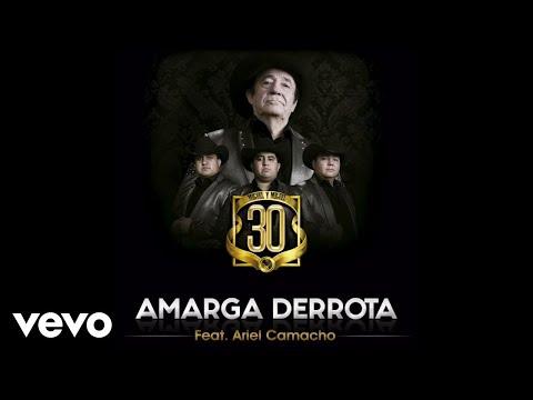 Amarga Derrota cover