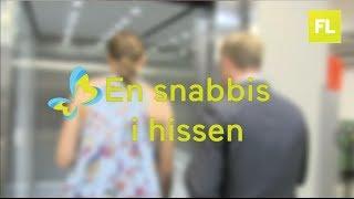 Valet 2014: Snabbis I Hissen Med Malin Wollin - Mindre Förskolegrupper?