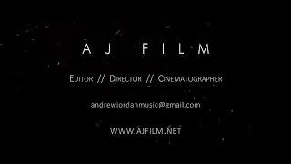 AJ Film  //  Showreel 2014