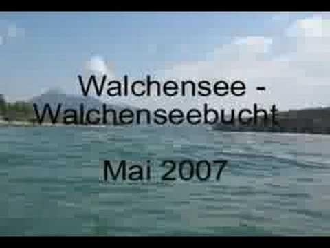 Walchensee Walchenseebucht, Walchensee,Bayern,Deutschland