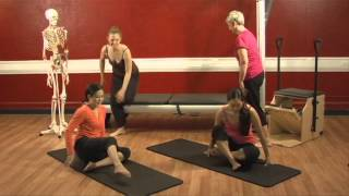 Traditional Full Mat Pilates Workout by Upside-Down Pilates