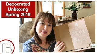 Decocrated Unboxing Spring 2019