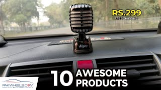 Ten Products Under Rs. 999   PakWheels Auto Part & Car Accessories