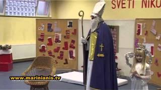 Sveti Nikola u dječjem vrtiću Zeko Slatina