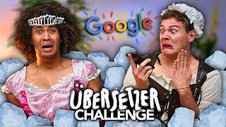 GOOGLE ÜBERSETZER CHALLENGE - Prinzessinen Edition   Joey's Jungle