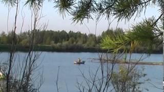 Рыбалка на реке кеть красноярский край
